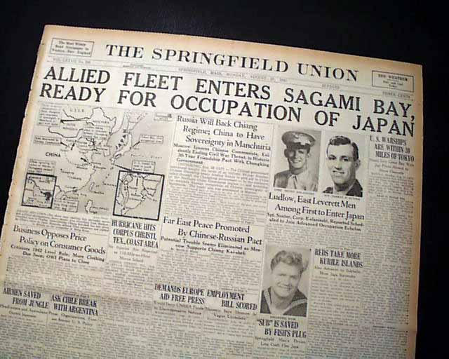 a history of the occupation of japan by the united states The united states marines in the occupation of japan, by henry i shaw, jr the united states marines in north china, 1945-1949 , by henry i shaw, jr miscellaneous histories and references.