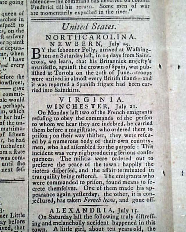 Rare title from Concord, New Hampshire...