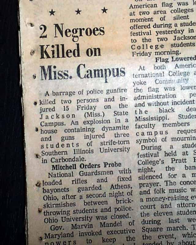 University newspapers