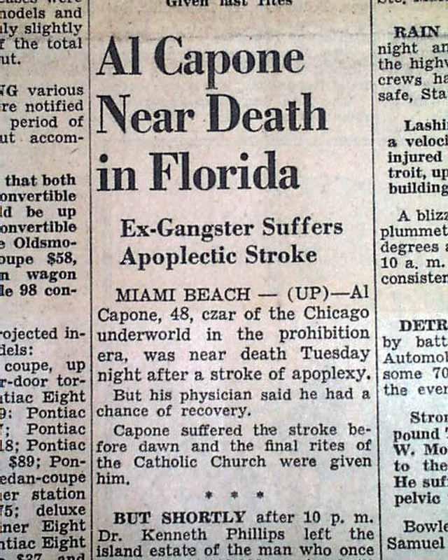 Al Capone Research Paper - Words