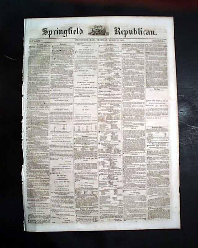 Battle Of Kinston North Carolina Rarenewspapers Com