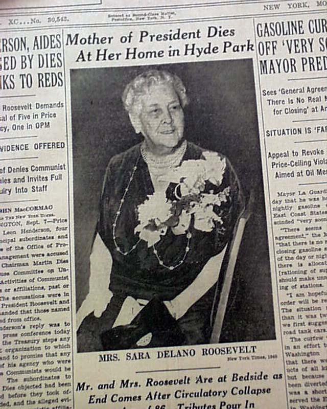 Portal:Franklin D. Roosevelt