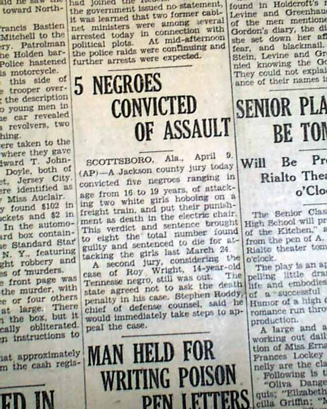 to kill a mockingbird newspaper article Heroic actions by arthur radley of maycomb, alabama saved the lives of jem and scout finch jem and scout were walking home from the halloween pageant at their school when they were attacked.