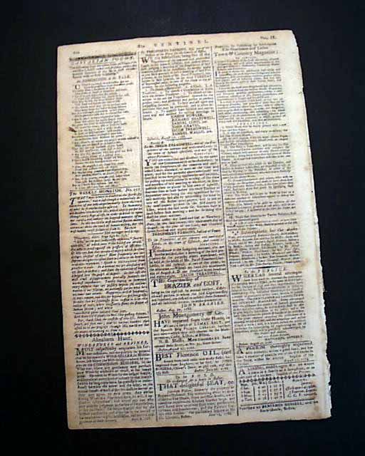 after the ratification of the declaration During the struggle for ratification, the federalists and antifederalists engaged in a great newspaper and pamphlet debate over the proposed constitution in this section introduction to the federalist-antifederalist debates.