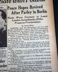 Hitler the nazis for Portent headlines
