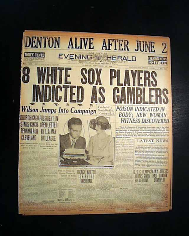 the most publicize scandal in baseball history 10 most shocking doping scandals in sports history by emily kendy – on jun 04, 2014 in other sports  in 2009, major league baseball uncovered a large biogenesis scandal that saw 14.