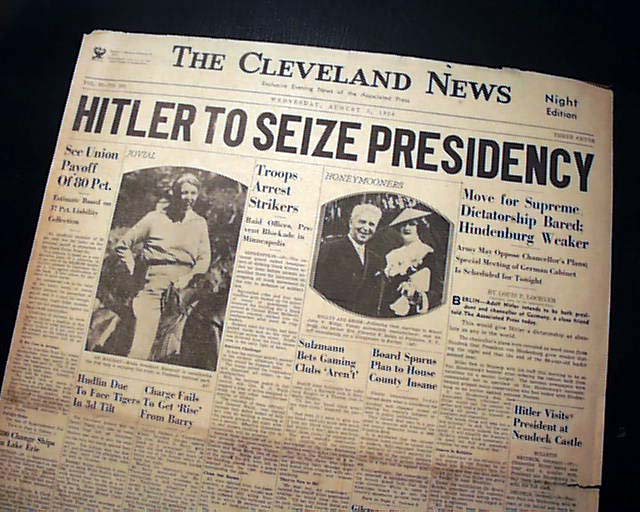 adolf hitlers rise to power Adolf hitler's rise to power is a frequently searched topic on google and youtube, but until this week, there was little to be found in terms of an academic lecture on the subject.