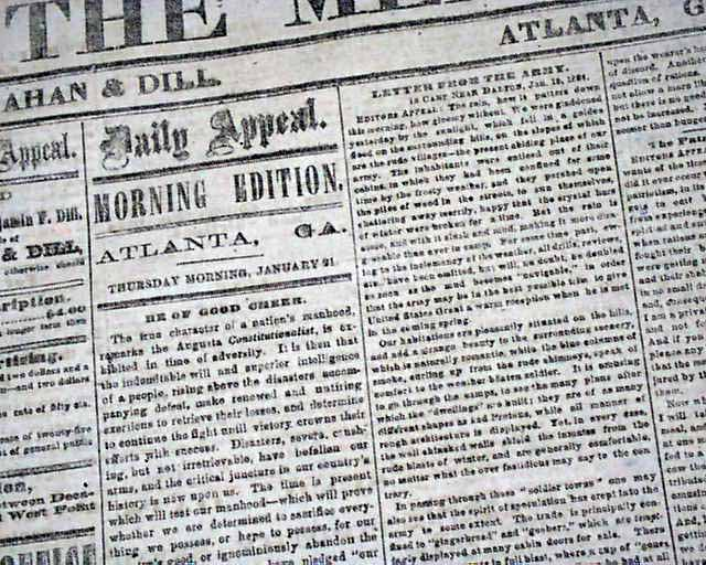 quotmemphisquot newspaper printed in atlanta georgia