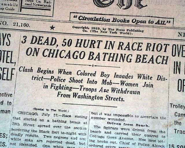 Newspaper chicago