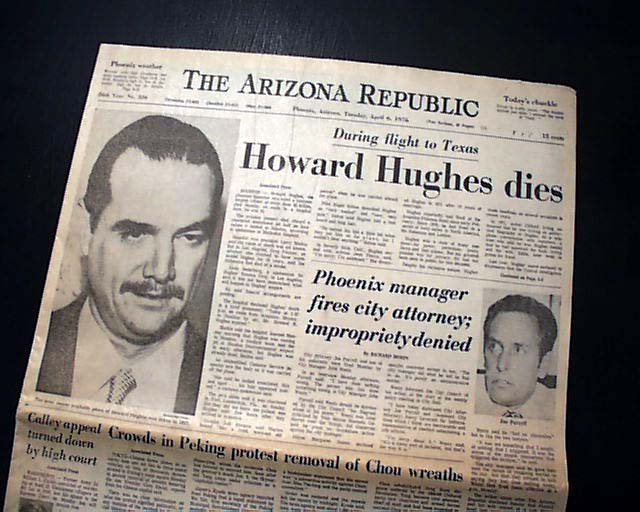 Image result for Howard Hughes - TWA