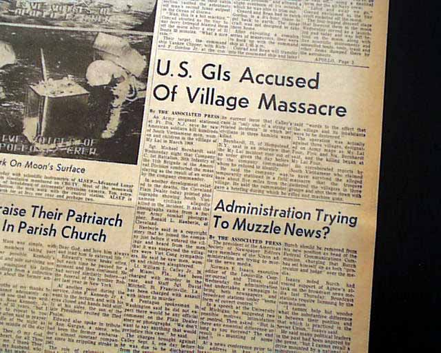 the my lai massacre essay