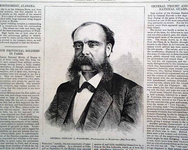 RARE 1870 Robert E. Lee, In Memoriam A Tribute, Citizens Louisville Kentucky 1st