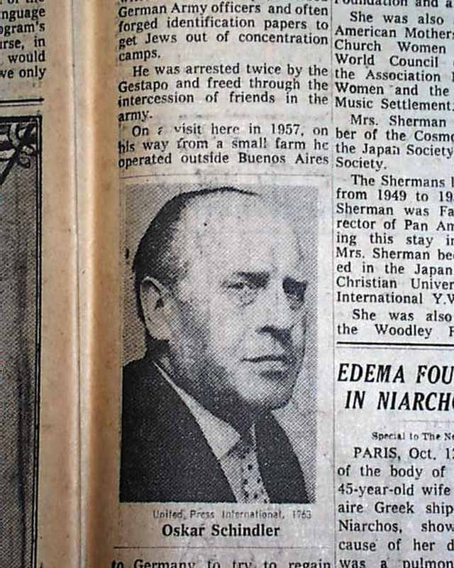 English As A Global Language Essay Obituary For Oskar Schindler Essay Oskar Schindler Was A Wealthy German  Industrialist Who Made Much Argument Essay Thesis Statement also Essay On Importance Of English Language Obituary For Oskar Schindler Essay  Essay Sample  Einsteinisdeadcom Term Paper Essay