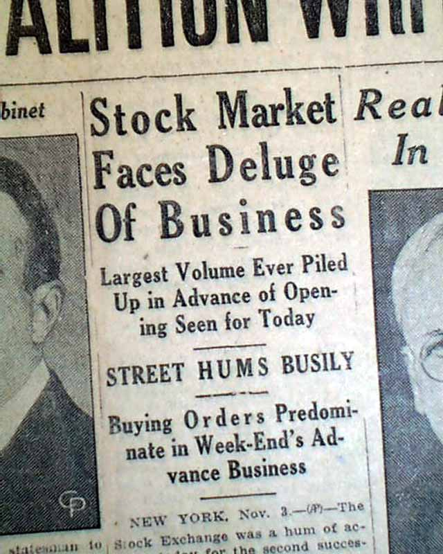 essay about stock market crash By the end of the 1929 stock market crash, 16 billion dollars had been shaved off stock capitalization banks, which had invested their deposits in stocks, had lost their depositors' money.
