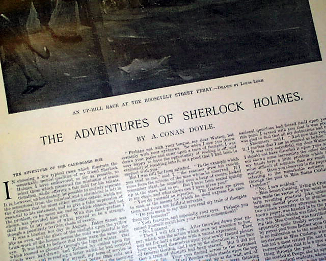 essays on sherlock holmes stories The fifteen sherlock holmes stories reprinted in this volume are generally held to be the most significant arthur conan is the author of 'sherlock holmes the major stories with contemporary critical essays'.