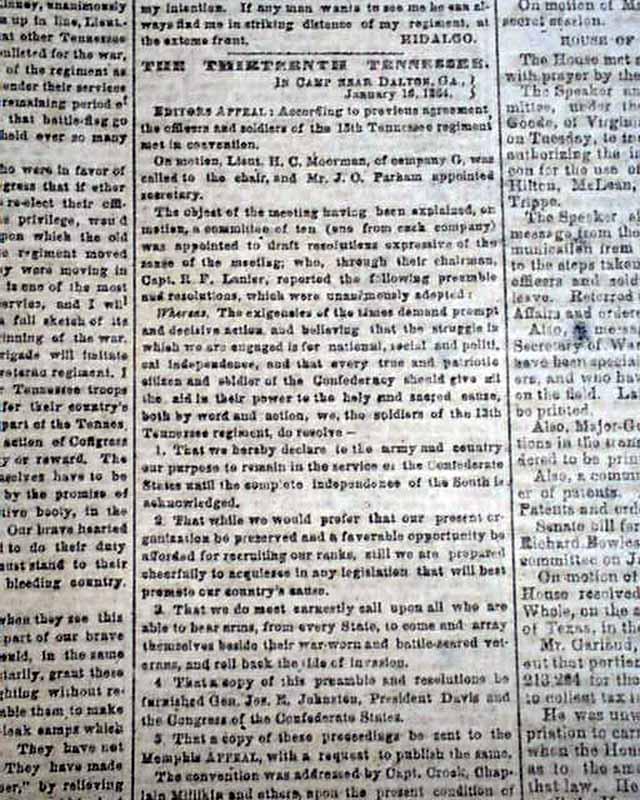 """""""Memphis"""" newspaper printed in Atlanta, Georgia... Jeff ..."""