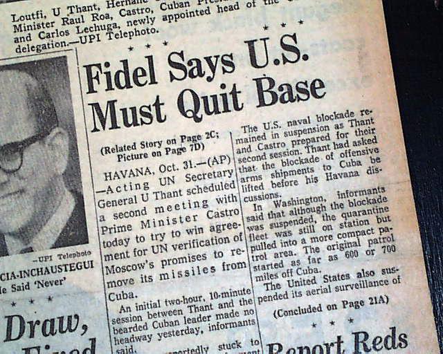 The Cuban Missile Crisis Essay