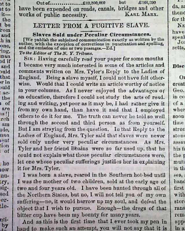 best ideas about harriet jacobs essay get access to harriet jacobs w hood essays only from anti essays her first step was harriet was given a piece of paper by a white abolitionist neighbor