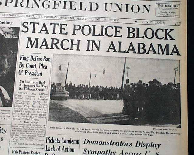 Rare March 1963